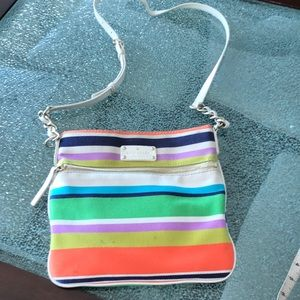 Kate Spade multi color crossbody
